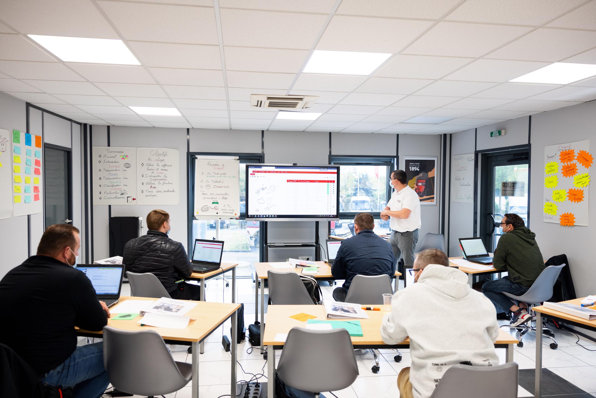 image illustration article Notre centre de formation « L'Atelier » est lancé !